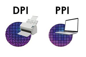 Mida tähendab DPI / PPI