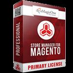 Менеджер магазина для Magento